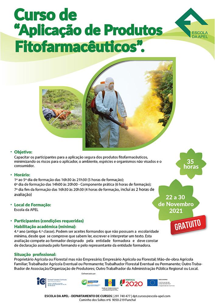 curso aplicacao fitofarmaceuticos