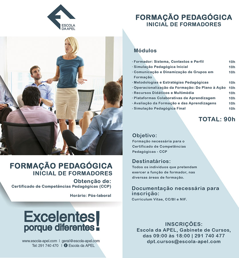 Formacao Formadores